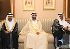 2010 UAE Vice President, Prime Minister and Ruler of Dubai His Highness Sheikh Mohammed bin Rashid Al Maktoum received a large number of Eid Al Fitr well-wishers at Za'abeel Palace this morning.