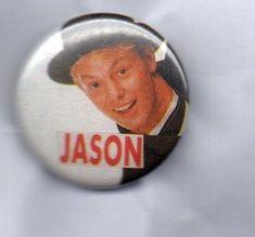 JASON DONOVAN BUTTON BADGE 80s POP ERA -Ten Good Reasons Especially For You 25mm  | eBay
