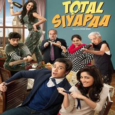 Total Siyapaa (2014) new Hindi MP3 Songs Online #totalsiyapaa #Yamigautam #alizafar #hindisongs
