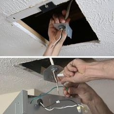 How To Install A Soffit Vent And Ductwork For A Bathroom Vent Fan Bathroom Vent Fan Bathroom Fan Bathroom Vent