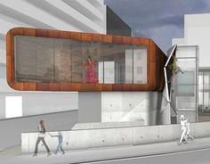 "Check out new work on my @Behance portfolio: ""Maison du Quartier de Lancy"" http://be.net/gallery/41264633/Maison-du-Quartier-de-Lancy"
