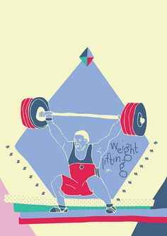 Summer Olympic Sports :  Weightlifting