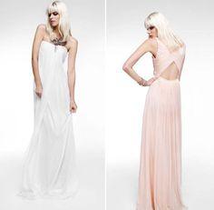 Lisa Ho Bridal Collection Spring Summer 2012