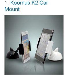 iPhone Car Mount #Gadget