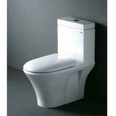 Royal CO-1003 'Milano' Dual Flush Toilet