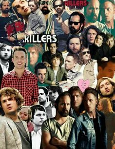 The Killers Music Stuff, My Music, Mr Brightside, Midnight Show, Restless Heart, Brandon Flowers, A Little Party, Cool Bands, Rock And Roll