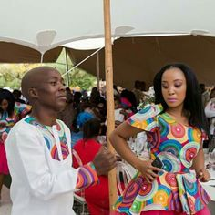 African Attire, African Wear, African Women, African Print Fashion, African Prints, Fashion Prints, African Goddess, African Weddings, Kitenge