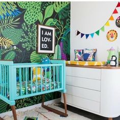 18 new Ideas for baby boy nursery room ideas jungle changing tables