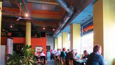 Cafe Brio Restaurant Decor