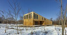 erginoglu calislar architects ka house turkey designboom