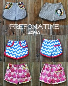 Made with Moxie's Prefontaine Shorts || Living with Punks