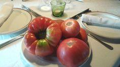 Tomates rosas del Parque Natural Sierra de Aracena