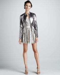 http://ncrni.com/robert-rodriguez-metallic-leather-jacket-lace-sleeveless-dress-p-9916.html