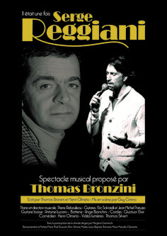Il était une fois Serge Reggiani par Thomas Bronzini » Corsevent