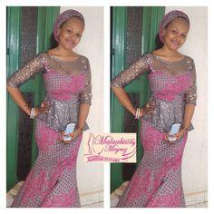 Modern & Fashion Forward Ankara Style Trends - Wedding Digest NaijaWedding Digest Naija African Wear, African Women, African Outfits, African Clothes, African Print Fashion, Fashion Prints, Made Clothing, Black Girl Fashion, Ankara Styles