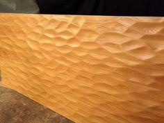 Fotó - Google Fotók Wood Panel Walls, Wood Wall, Butcher Block Cutting Board, 3d, Google, Home, Wood Walls, Ad Home, Tree Wall