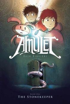 Amulet:  The Stonekeeper by Kazu Kibuishi