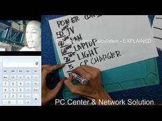 Solar Set-up Off-Grid - Computation (Tagalog Version) Home Distilling, Network Solutions, Solar Battery, Tagalog, Diy Solar, Science And Technology, Solar Panels, Solar Power, Grid