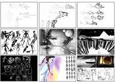 Scribbles by kangghee.deviantart.com on @DeviantArt