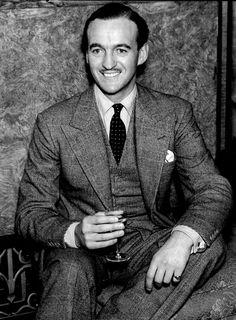David Niven, 1939