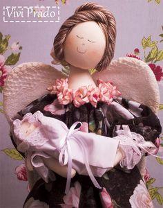 programa ARTE COM VIVI 2 - Anjo da Guarda Mãe