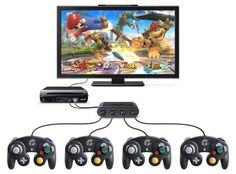 E3 2014: Super Smash Bros. Blowout – Special Edition GameCube Controller, Amiibo Toys, Mii Fighters, Palutena Intro & 3DS Delay