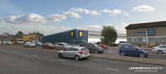Proposed Lidl Foodstore #lidl