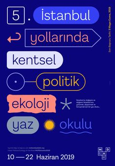 """mad - istanbul"" by volkan olmez / turkey, 2019 / digital print, 680 x 980 mm Poster Design Layout, Print Layout, Graphic Design Posters, Graphic Design Illustration, Graphic Design Inspiration, Typography Poster, Typography Design, Gfx Design, Logo Design"
