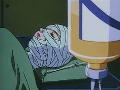 Imagen de anime girl, anime cap, and gif