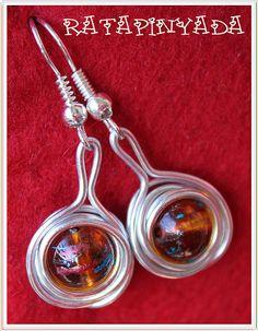 One Colour Earrings / Pendientes Un Color