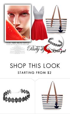 """""""Rosegal contest"""" by century-fashion ❤ liked on Polyvore featuring vintage, dress and polyvoreeditorial"""