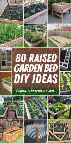 Metal Garden Beds, Building Raised Garden Beds, Diy Garden, Garden Boxes, Garden Projects, Garden Ideas, Raised Herb Garden, Raised Gardens, Raised Beds
