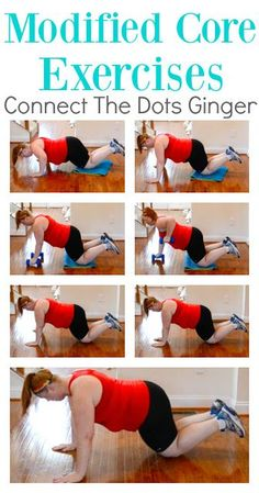 General rule of thumb is to try before you modify but check out these 3 easy modifications to rock your next workout! Plus size fitness | at home exercise