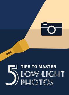 Low Light Photo Tips