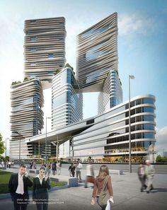 Stapelware: M-City von Meyer en van Schooten Architecten