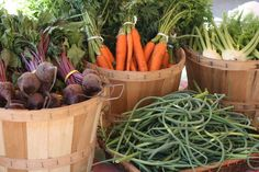 Why Shop At Your Local Farmers' Market?