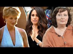 Diana 'claims from beyond grave': Kate's 'perfect' but Meghan Markle isn't the one for Harry - YouTube