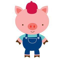 porquinho alfa pig do super why - Pesquisa Google