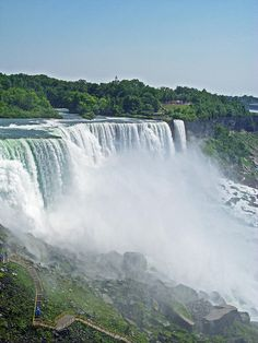 Top of my list. VGB -- ✯ Niagara Falls