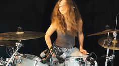 Pull Me Under (Dream Theater); drum cover by Sina