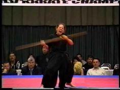 Casey Marks Nash Bo Kata 2001 Bluegrass Nationals Karate Tournament Karate Tournaments, Bo Staff, Martial Arts, Basketball Court, Combat Sport, Martial Art