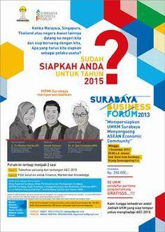 TALKSHOW SURABAYA BUSINESS FORUM 2013
