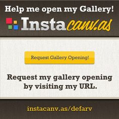 I reserved my Gallery url!. Help me become The Featured Artist by signing up using my URL. I hope you can help me out by tapping URL above on my profile.