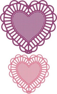 Cheery Lynn Designs - Two Of Hearts, $14.95 (http://www.cheerylynndesigns.com/two-of-hearts/)