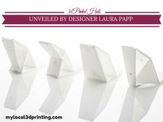 3d Printed high Heels Unveiled by Designer Laura Papp