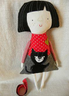Todos os tamanhos | Vixi | Flickr – Compartilhamento de fotos! pretty little zakka japan style modern plushie doll
