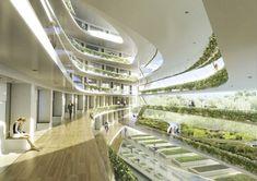 Escuela Verde en Estocolomo - Noticias de Arquitectura - Buscador de Arquitectura