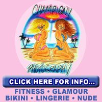 Champigny Photography - Fitness, Glamour, Bikini & Nude Photographers in Barrie, Ontario