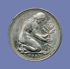 Before the Euro: 50 Pfennig (German 50 cent piece)… Good Old Times, The Good Old Days, 90s Childhood, Childhood Memories, Rare Coins, Popular Culture, Best Memories, Retro Vintage, Nostalgia