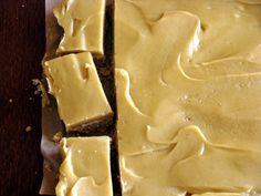 The best ginger crunch slice recipe - Ginger Slice of Heaven